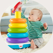 Stacking & Sorting Toys