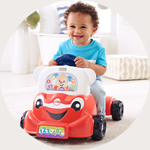 Ride-On Toys & Vehicles