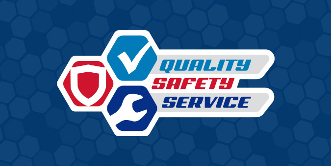 Quality, Safety, Service image
