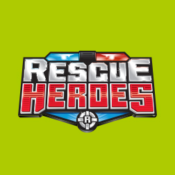 Rescue Heroes® logo