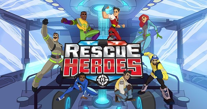 Watch Rescue Heroes