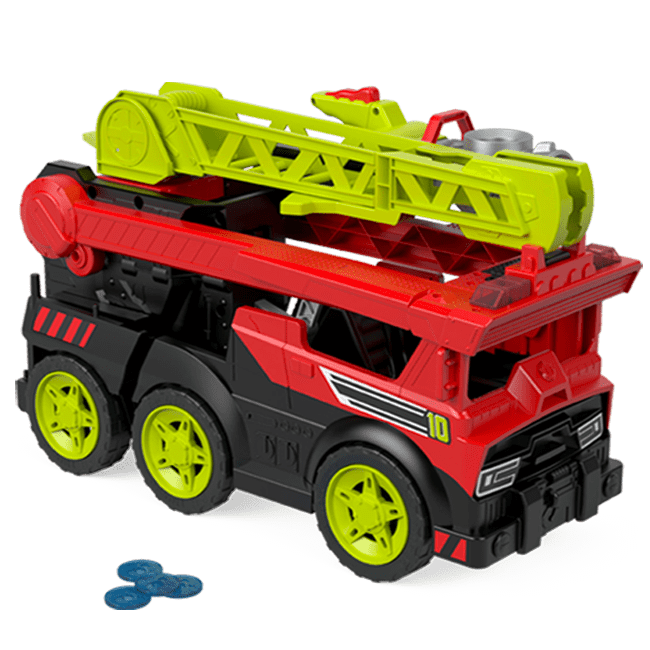 Rescue Heroes Fire Truck