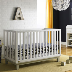 Lakeland Convertible Crib