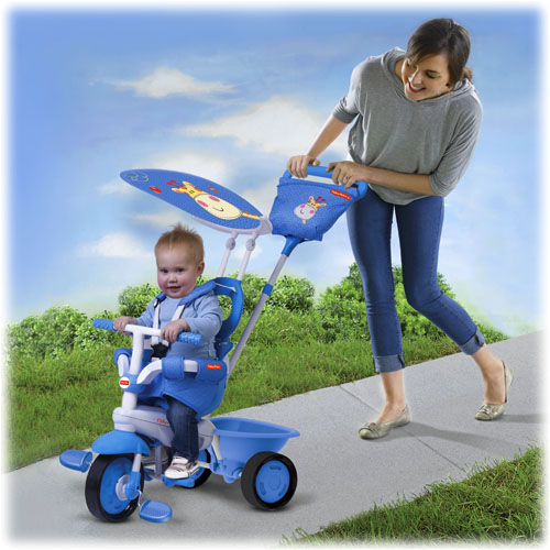 Fisher Price™ tricycles 3 in 1 – Elite Blue