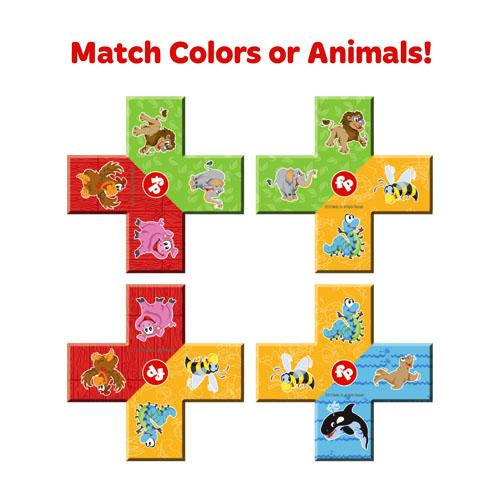 Animal Dominoes Game