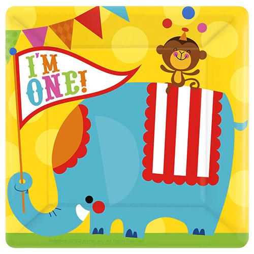 Fisher Price 1st Birthday Circus