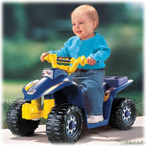 Power Wheels Lil Quad Minnie Mouse Power Wheels® Lil' Quad™