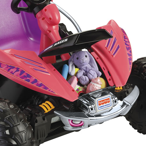 power wheels® dune racer pink customer service