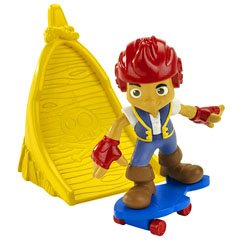 Disney Jake and the Never Land Pirates Never Land Skater Jake