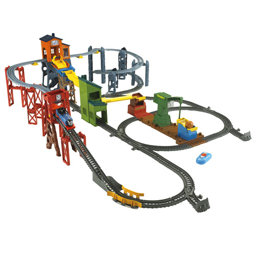 thomas & friends trackmaster 5 in 1 track builder set instructions 2