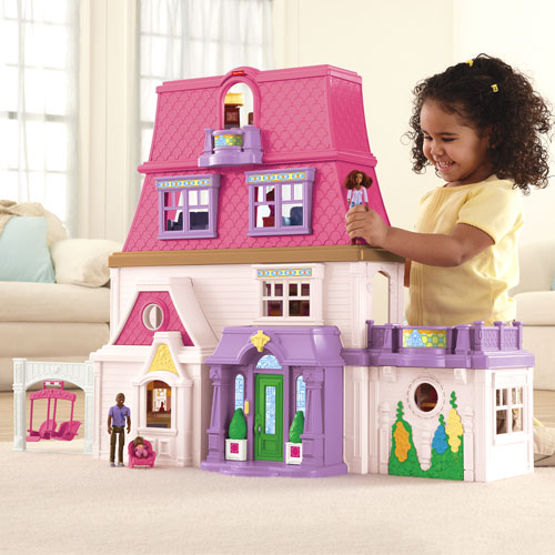 Dollhouse Furniture Discount Fisher Price Year Loving: Loving Family™ Dollhouse