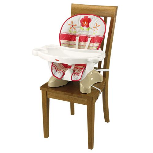 SpaceSaver High Chair – Sunny Flower