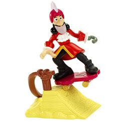 Disney Jake and the Never Land Pirates Never Land Skater Hook