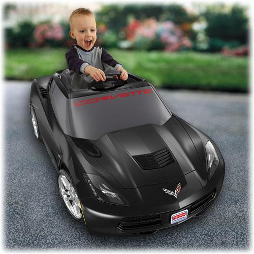 power wheels corvette black shop power wheels ride on cars trucks. Cars Review. Best American Auto & Cars Review