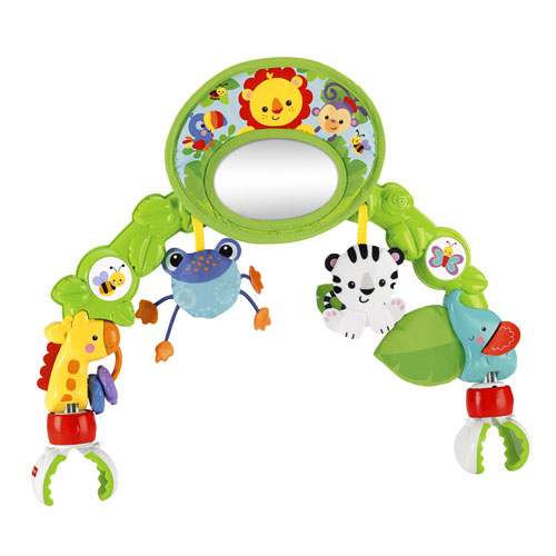Arche balade - Tapis d eveil fisher price zoo deluxe ...