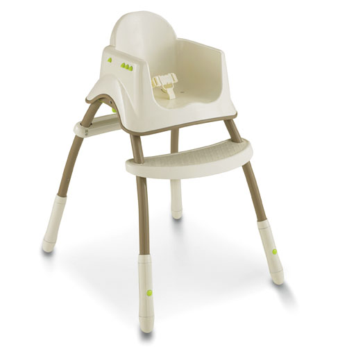 Gt babygear gt products gt grow with me high chair rainforest friends