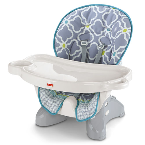 SpaceSaver High Chair U2013 Morning Fog