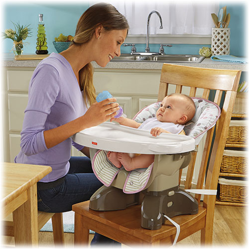 spacesaver high chairberry - Space Saving High Chair