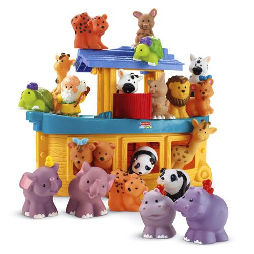 Little People® Noah's Ark Gift SetBuy Gift Set & SAVE!