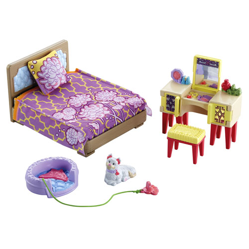 This Bedroom Set Is Loaded With Contemporary Charm From