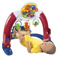 Baby(tm)Playzone™(tm)Kick(tm)&(tm)Whirl(tm)Carnival™