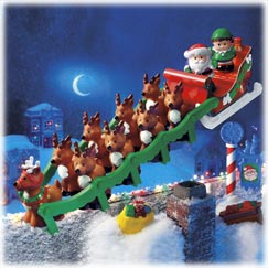 "Little People® ""Twas the Night Before Christmas"" Story Set"