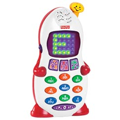 Laugh & Learn(tm)  Learning Phone(tm)