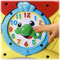 Move clock hands for number fun!