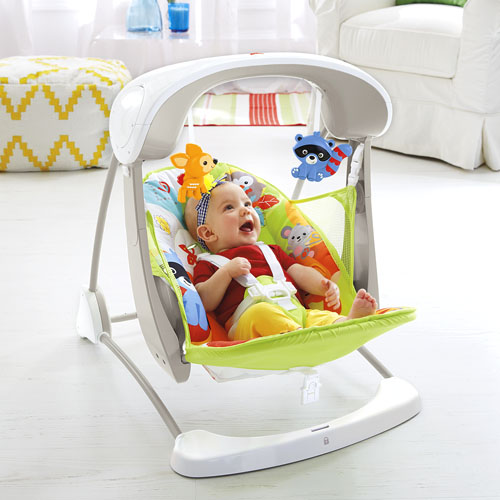 fisher price deluxe take along swing and seat instructions