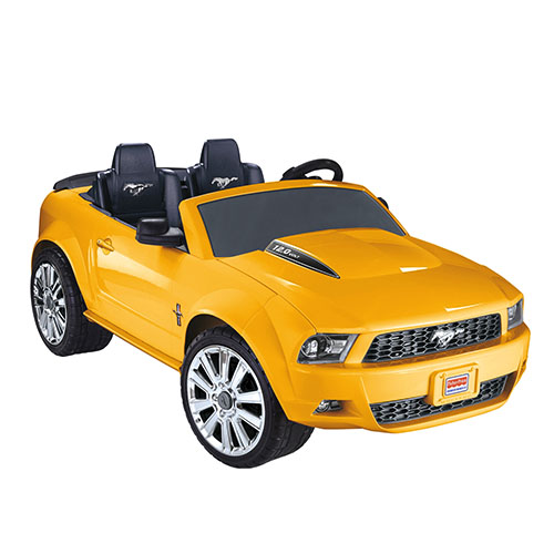 Power Wheels Mustang : Power wheels ford mustang shop ride on