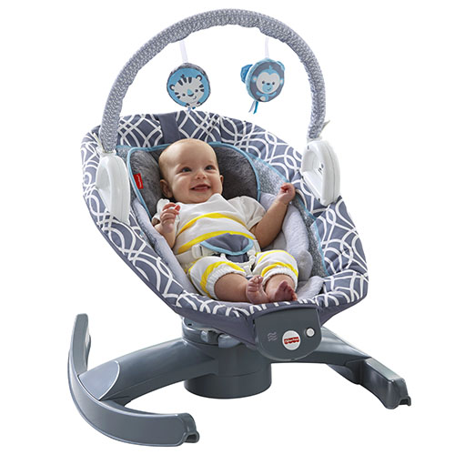 4 In 1 Rock N Glide Soother