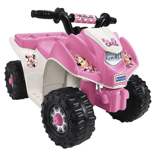 Power Wheels Lil Quad Minnie Mouse Power Wheels® Minnie Mouse™
