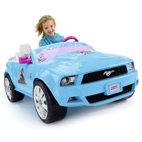 Power Wheels® Disney Frozen Ford Mustang