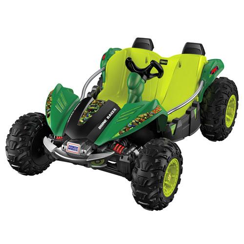 power wheels 174 nickelodeon mutant turtles dune racer