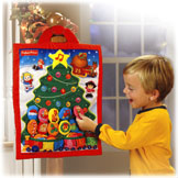 Little People™ Christmas Countdown Calendar by Softplay, Inc.