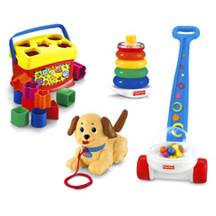 Fisher-Price Classics for Baby Gift Set - Fisher-Price Online Toy Store