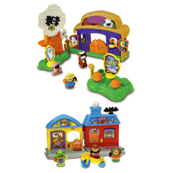 Little People Halloween Gift Set - Fisher-Price Online Toy Store