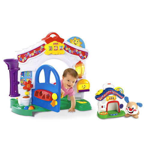 Laugh & Learn™ Learning Home & Puppy's Playhouse Gift Set