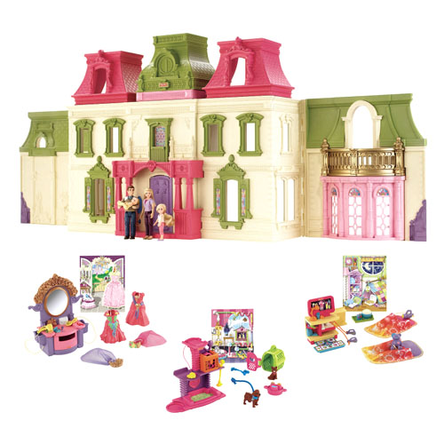 Fisher Price Loving Family Family Room