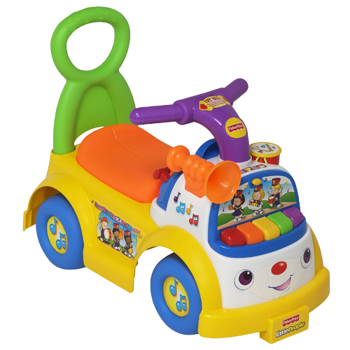 Little People® Music Parade Ride-On