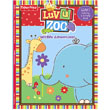 Luv U Zoo™ Wildlife Adventures! Giant Coloring & Activity Book