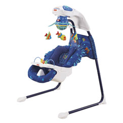Ocean Wonders™ Aquarium Cradle Swing