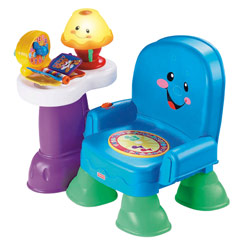 Fisher price stol med bord
