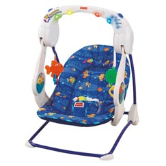 Ocean Wonders™ Aquarium Take-Along Swing™
