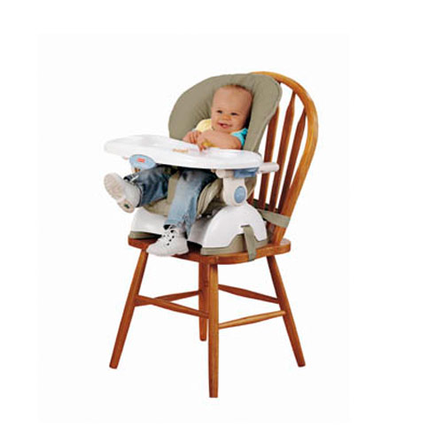 new fisher price space saver high chair infant toddler ebay