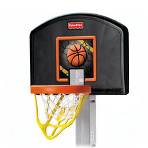 fisher price grow to pro basketball instructions