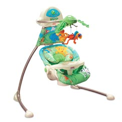 Rainforest™ Open-Top Cradle Swing