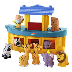 Little People® Noah's Ark