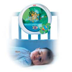Rainforest™ Waterfall Peek-a-Boo Soother™