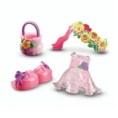 Snap 'n Style Flower Girl Fashion